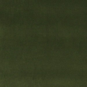 Dark Green Authentic Cotton Velvet Upholstery Fabric By The Yard