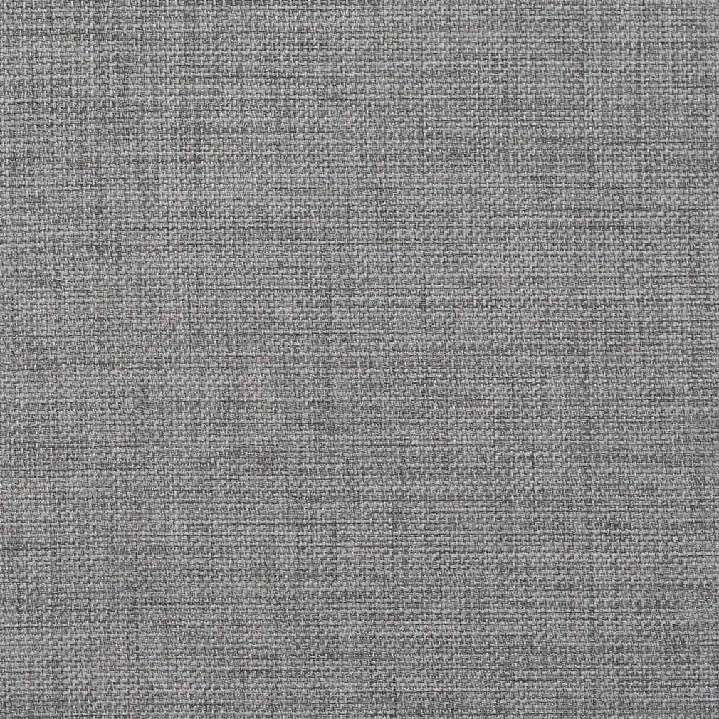Grey Textured Solid Outdoor Print Upholstery Fabric By The