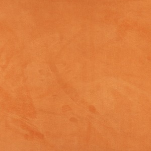 Light Orange, Microsuede Suede Upholstery Fabric By The Yard
