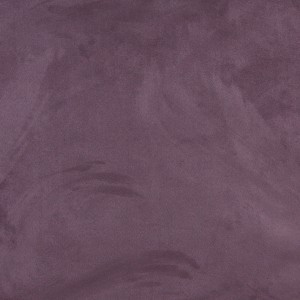 Purple, Microsuede Upholstery Fabric By The Yard