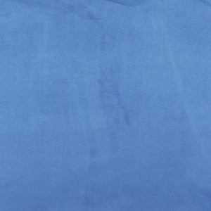 Sapphire, Microsuede Upholstery Fabric By The Yard