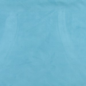 C089 Light Blue, Microsuede Upholstery Fabric By The Yard