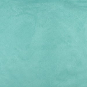 Aqua Green, Microsuede Upholstery Fabric By The Yard