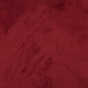 Burgundy Red, Microsuede Upholstery Fabric By The Yard