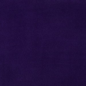 Purple, Solid Plain Upholstery Velvet Fabric By The Yard