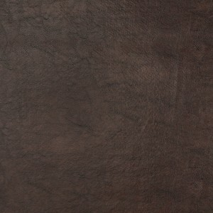G366 Brown, Shiny Smooth Upholstery Faux Leather By The Yard