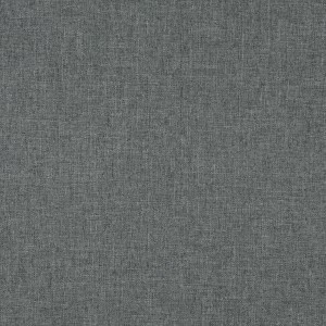 Charcoal Grey, Solid Tweed Contract Grade Upholstery Fabric By The Yard