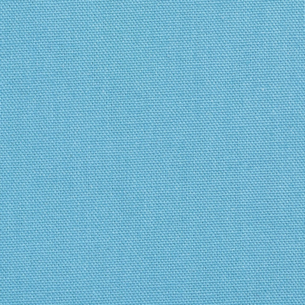 Aqua Turquoise Solid Cotton Preshrunk Canvas Duck Upholstery Fabric by The Yard 1