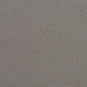 Grey Solid Woven Cotton Preshrunk Canvas Duck Upholstery Fabric by The Yard