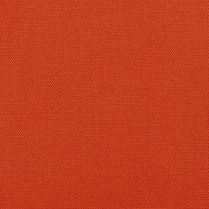 Bright Orange Solid Cotton Preshrunk Canvas Duck Upholstery Fabric by The Yard