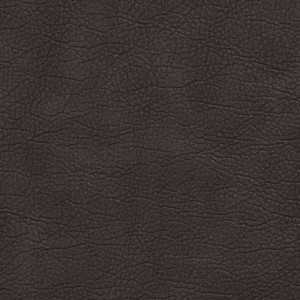 G410 Brown Matte Breathable Leather Look and Feel Upholstery By The Yard
