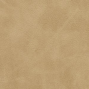 G411 Beige Matte Breathable Leather Look and Feel Upholstery By The Yard