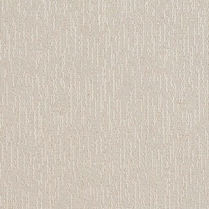 Ivory White, Solid Jacquard Woven Upholstery Grade Fabric By The Yard