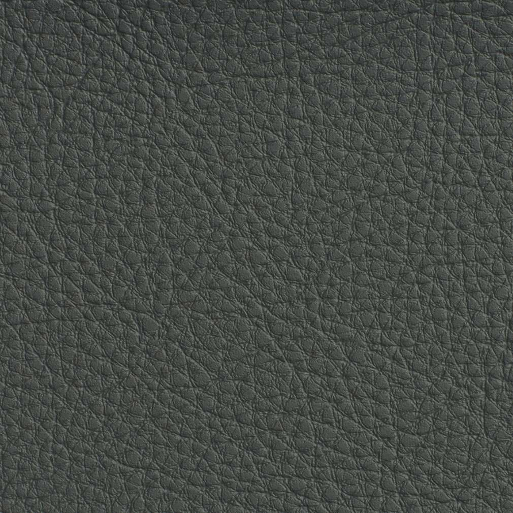 G188 Charcoal Grey Pebbled Outdoor Indoor Faux Leather Upholstery Vinyl By The Yard