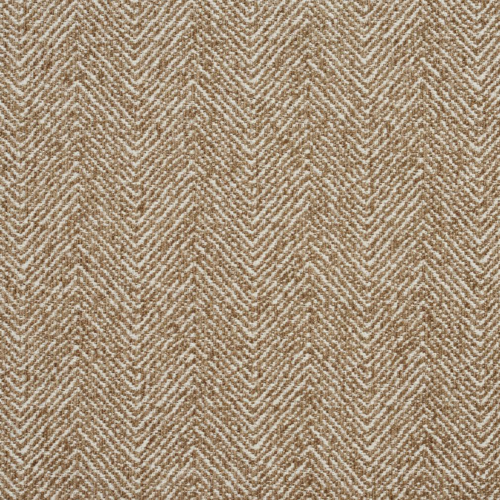 e733 taupe herringbone woven textured upholstery fabric. Black Bedroom Furniture Sets. Home Design Ideas