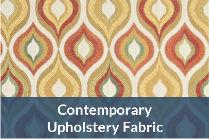 contemporary upholstery fabric category